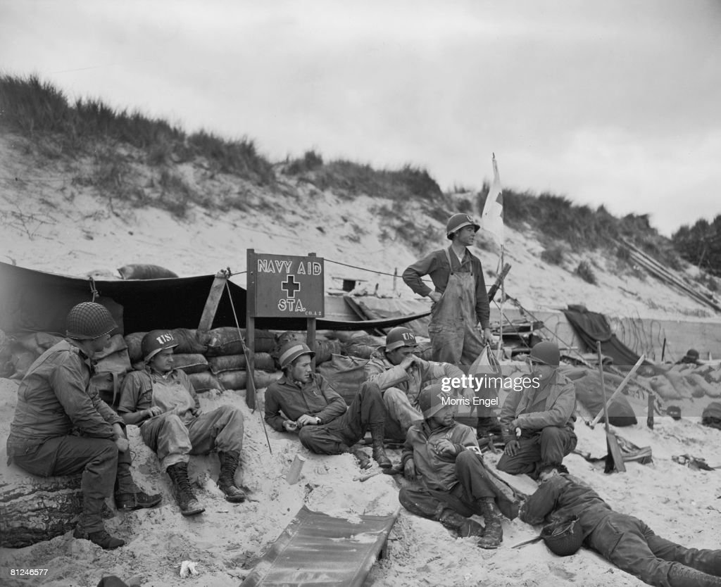 america at d day Preparing for d-day  after world war ii began, germany invaded and occupied northwestern france beginning in may 1940 the americans entered the war in december 1941, and by 1942 they and the.