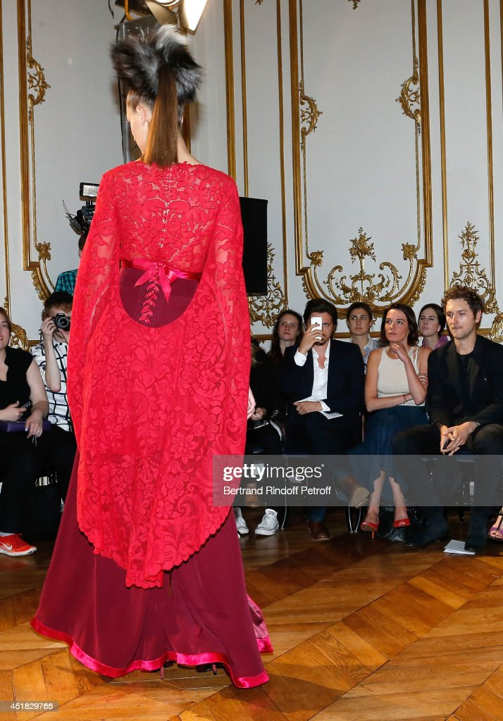 Haute couture fall winter 2014 2015 getty images for Haute couture members