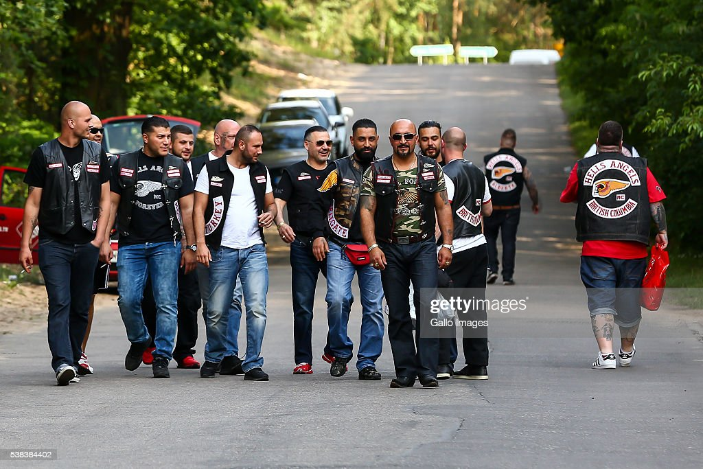 Hells Angels In Poland