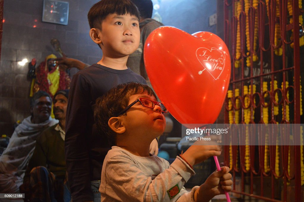 Members of Kolkata's Chinese community celebrates New Year in Chinatown. The festivities includes drumming performances, lion dancers, dragon dancers and firecrackers.