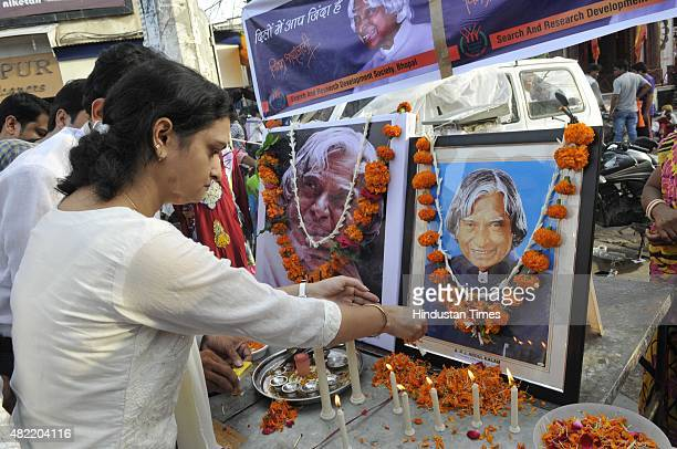 Members of Search and Research Development Society organised tribute paying programme where intellectuals researchers and common public paid tributes...