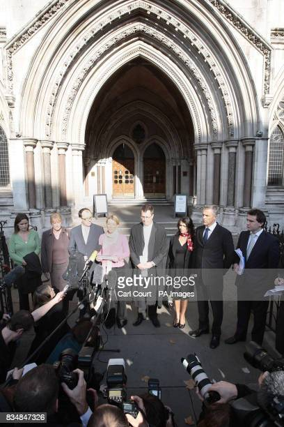 Members of 'Tapas Seven' Jane Tanner Dianne Webster David Payne Fiona Payne an unnamed lawyer representing the group Rachel Oldfield Dr Matthew...