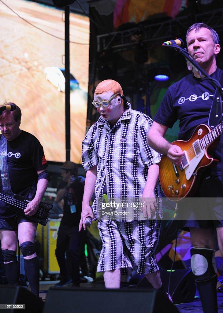 CBGB Music & Film Festival 2014 -  Times Square Concerts