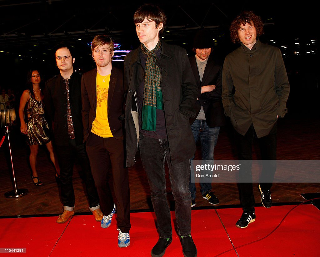 Arrivals At The MTV Australia Awards 2009   Getty Images