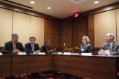 Members of the Bicameral Task Force On Climate Change Rep Henry Waxman Sen Sheldon Whitehouse Sen Chris Murphy Delegate Donna Christensen Letitia...