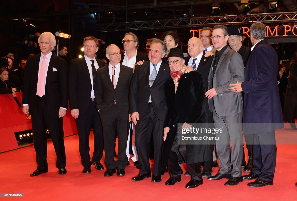 'The Monuments Men' Premiere - 64th Berlinale International Film Festival