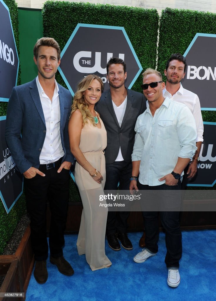 Members of the casts of 'The Bachelor' and 'The Bachelorette' attend the 2014 Young Hollywood Awards brought to you by Samsung Galaxy at The Wiltern on July 27, 2014 in Los Angeles, California.