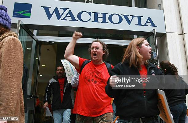 Wachovia Stock Fotos Und Bilder Getty Images