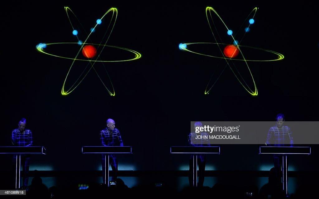 93 Best Kraftwerk images | Bands, Music bands, Electronic ...