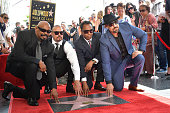 Cypress Hill Honored With Star On The Hollywood Walk Of...