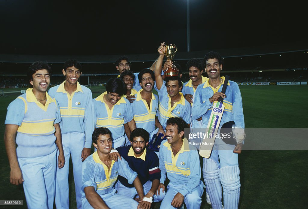 Indian World Champions : News Photo