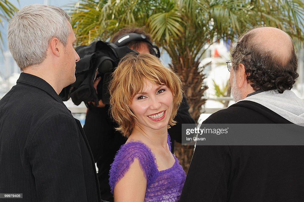 Jury Cinefondation - Photocall:63rd Cannes Film Festival