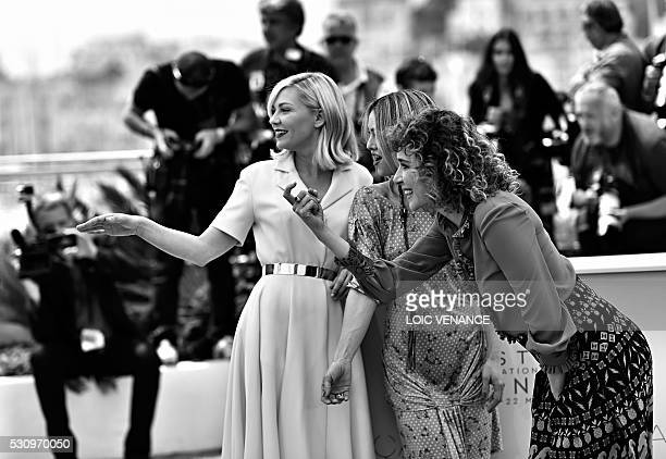 Members of the Jury US actress and member of the Jury Kirsten Dunst French actress / singer and member of the Jury Vanessa Paradis and Italian...