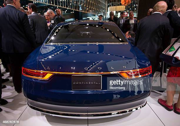 Lincoln Continental Stock Photos And Pictures