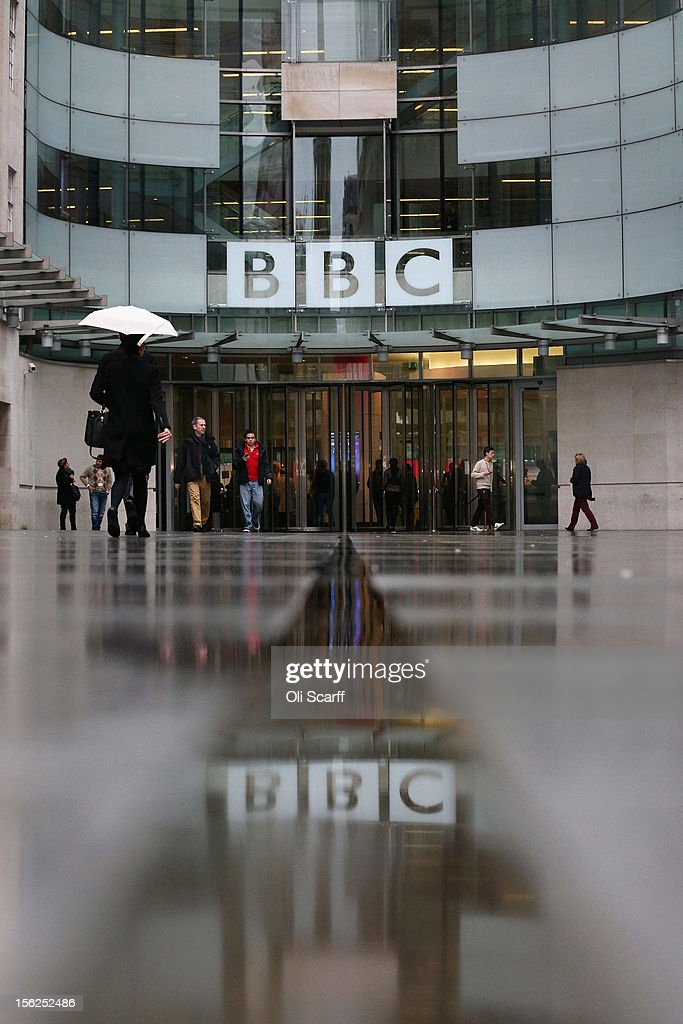 Members of the public enter the BBC headquarters at New Broadcasting House on November 12 2012 in London England Tim Davie has been appointed the...