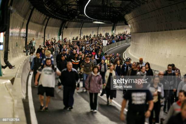 Image result for Water view tunnel crowd