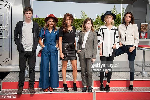 Members of the Revelation Cartier Jury British actor Freddie Highmore French actress Lola Bessis French actress Audrey Dana French singer Christine...