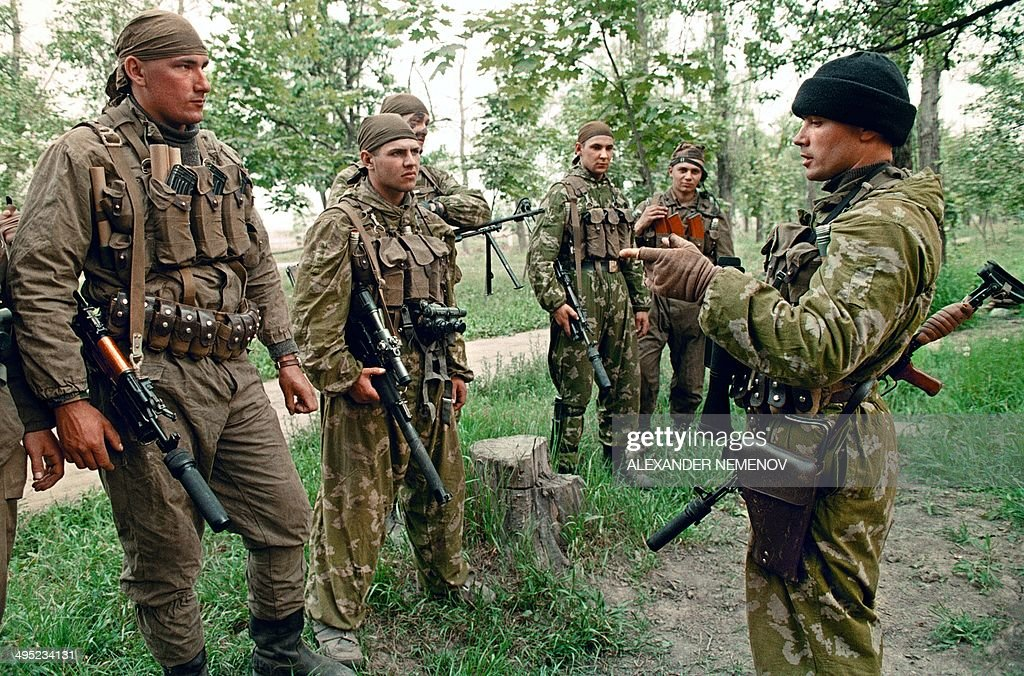 Russian Army Entered 71