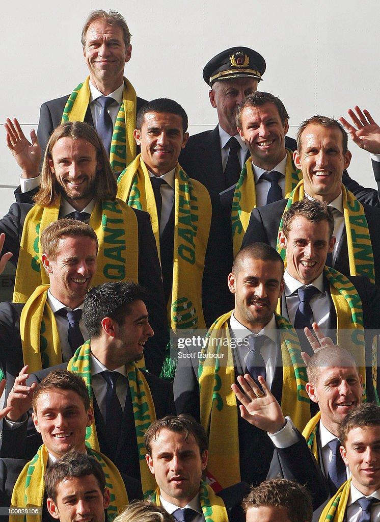 Socceroos Farewell Function