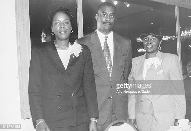 Members of the United Ushers of Baltimore Baltimore Maryland 1995