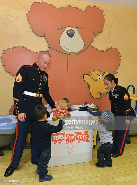 Marine Toys 4 Tots Foundation : Toys for tots stock photos and pictures getty images
