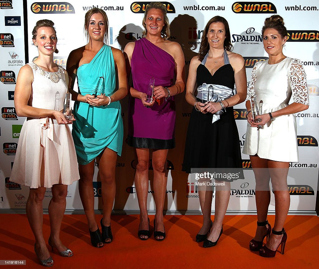 Basketball Australia MVP Awards Night