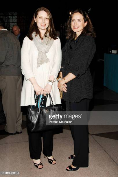 Meme Peponis and Diana Dye attend EAST SIDE HOUSE SETTLEMENT Gala Preview of the 2010 NEW YORK INTERNATIONAL AUTO SHOW at Javits Center on April 1...