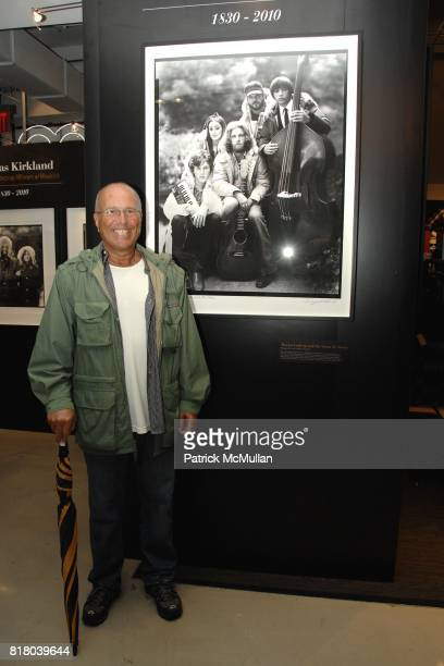 Memo Zack attends Woolrich John Rich Bro's Photo Exhibition with Douglas Kirkland at Bloomingdales on September 16 2010 in New York City