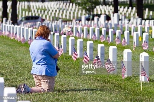 Memorial Day, Arlington National Cemetery