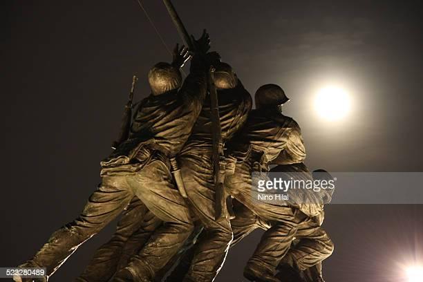 Memorial day Arlington national cemetery USA