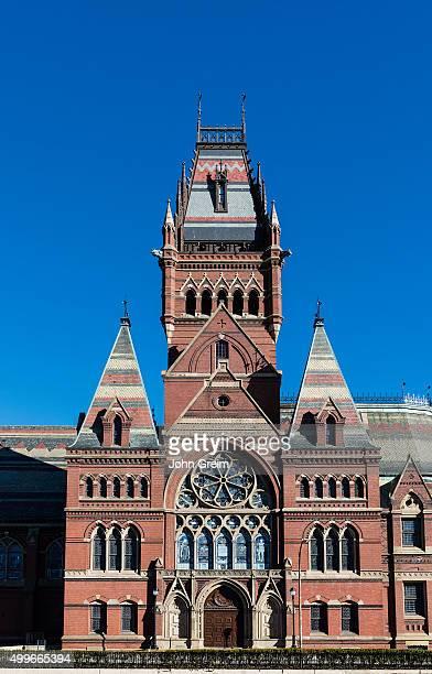 Memorial Hall Harvard University