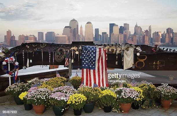 Memorial in New York City