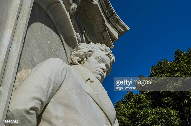 Memorial monument of Beethoven