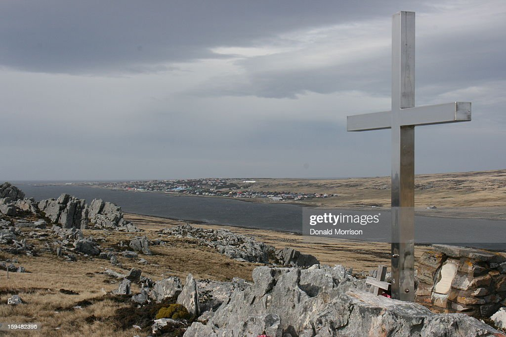 CONTENT] Memorial on Wireless Ridge which is just outside Stanley, Falkland Islands and remembers those killed in the 1982 Conflict.
