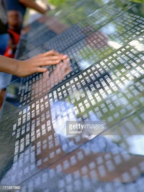 Memorial Wall for September 11