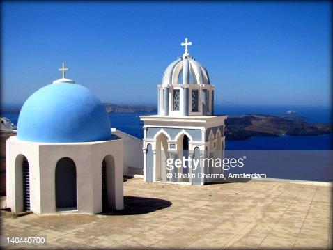 Memories of Santorini
