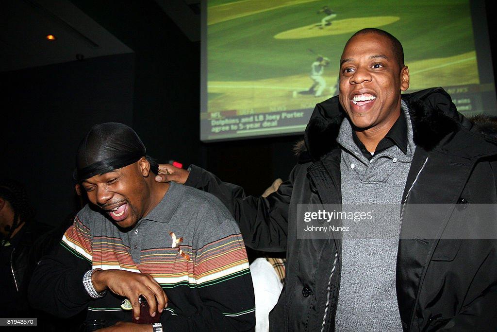 Memphis Bleek and Jay-Z