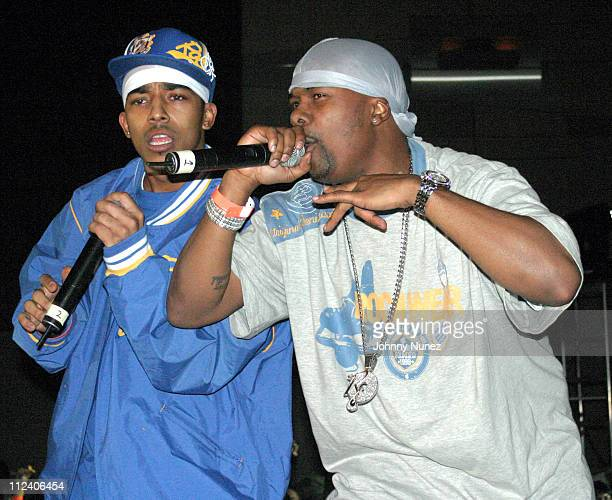 Memphis Bleek during Freedom Classic/Rocafella Weekend Jump Off at Richmond Convention Center in Richmond Virginia United States