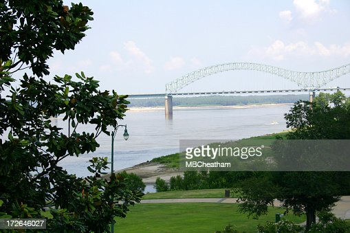 Memphis Bridge Horizontal