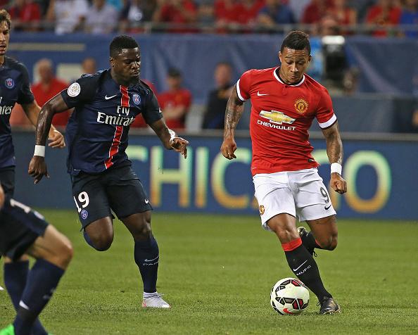 International Champions Cup 2015 - Manchester United v Paris Saint-Germain : News Photo