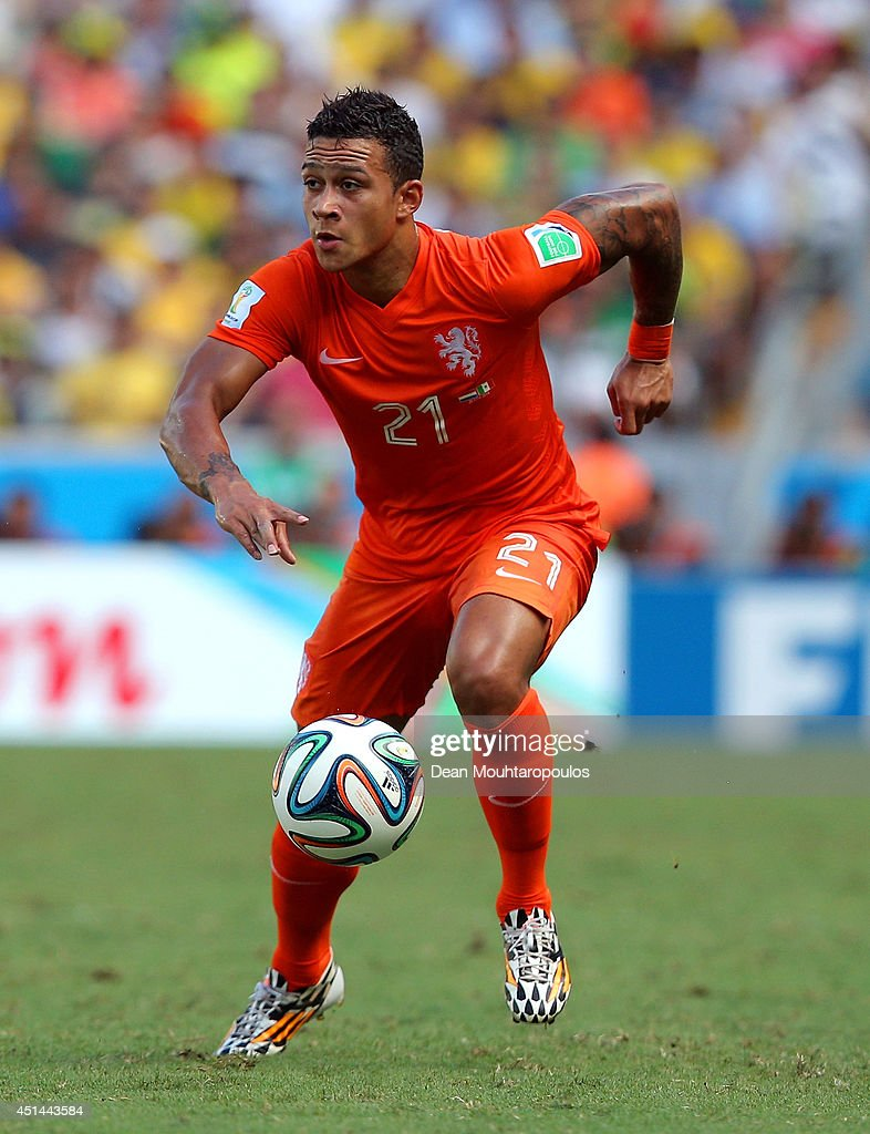In Focus Memphis Depay s and