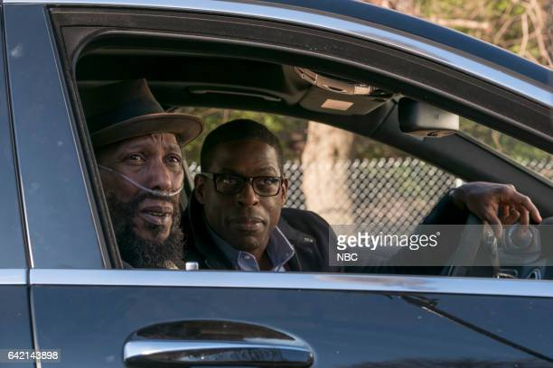 US 'Memphis' Episode 116 Pictured Ron Cephas Jones as William Sterling K Brown as Randall