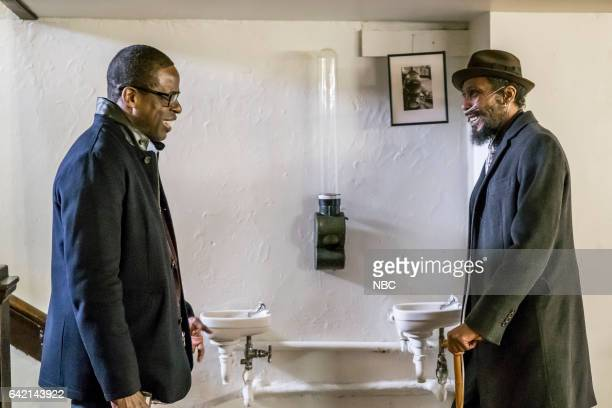 US 'Memphis' Episode 116 Pictured Sterling K Brown as Randall Ron Cephas Jones as William