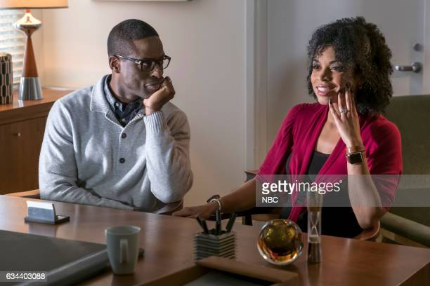 US 'Memphis' Episode 116 Pictured Sterling K Brown as Randall Susan Kelechi Watson as Beth