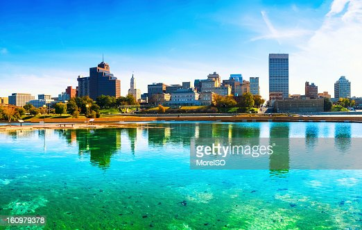 Memphis Skyline, Panoramic View
