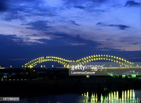 Memphis Tennessee bridge
