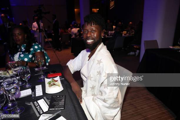 Memsor Kamarake attends the 2017 Native Son Power Presence And Excellence Awards at Conrad Hotel on June 21 2017 in New York City