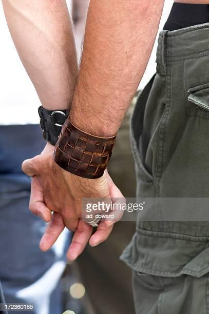 Herren Hände halten#3