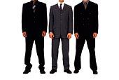 Men in business attire