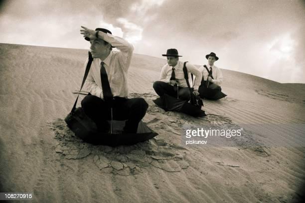 Hommes de sands series